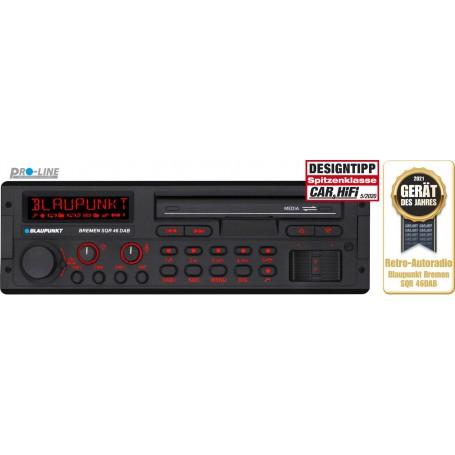 Bremen SQR 46 DAB Retro Classic Radio